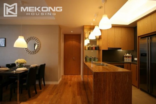 Well designed and furnished 2 bedroom apartment for rent in Indochina Plaza Hanoi (IPH) 12