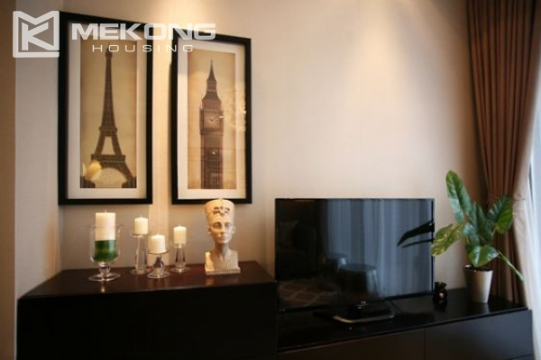 Well designed and furnished 2 bedroom apartment for rent in Indochina Plaza Hanoi (IPH) 8