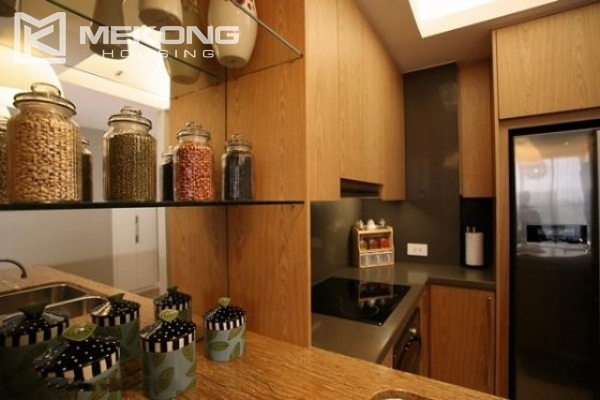 Well designed and furnished 2 bedroom apartment for rent in Indochina Plaza Hanoi (IPH) 14