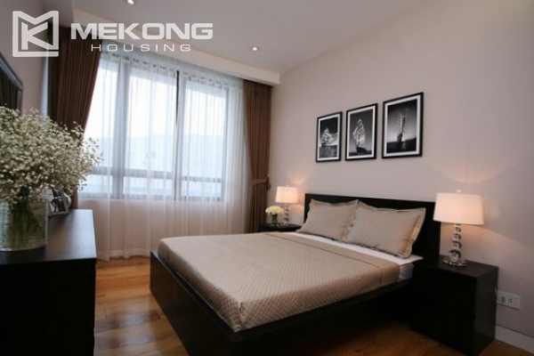 Well designed and furnished 2 bedroom apartment for rent in Indochina Plaza Hanoi (IPH) 17