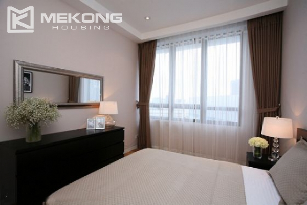 Well designed and furnished 2 bedroom apartment for rent in Indochina Plaza Hanoi (IPH) 18
