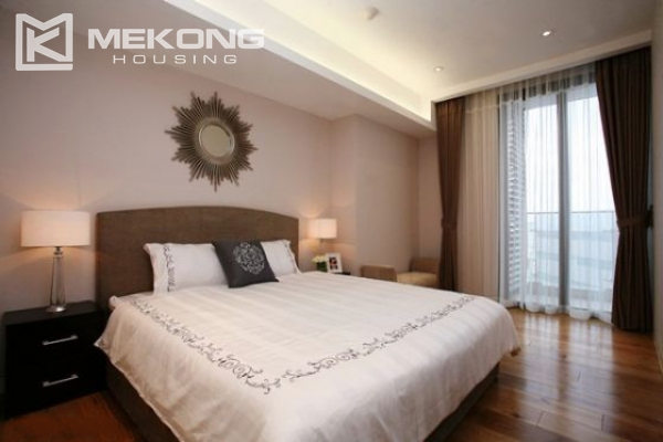 Well designed and furnished 2 bedroom apartment for rent in Indochina Plaza Hanoi (IPH) 2