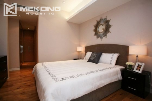 Well designed and furnished 2 bedroom apartment for rent in Indochina Plaza Hanoi (IPH) 3