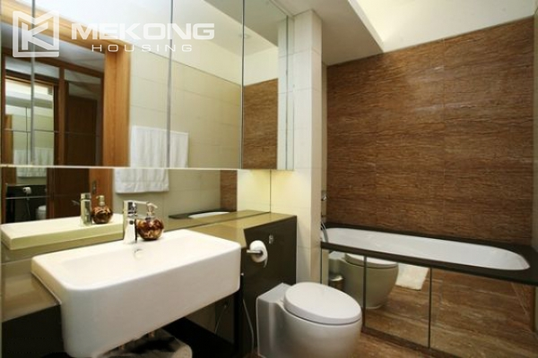 Well designed and furnished 2 bedroom apartment for rent in Indochina Plaza Hanoi (IPH) 6