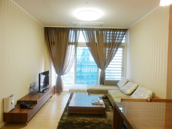 Well designed and furnished apartment with beautiful view in Keangnam Hanoi