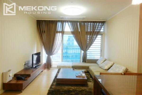 Well designed and furnished apartment with beautiful view in Keangnam Hanoi 1