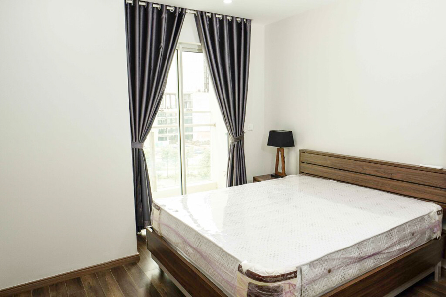 Well designed apartment with 2 BRs for rent in L4 tower, The Link Ciputra Hanoi 6