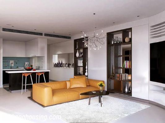 Well designed apartment with 3 bedrooms for rent in Watermark  Lac Long  Quan street Well designed apartment with 3 bedrooms for rent in Watermark Lac  . Pictures Of Well Designed Bedrooms. Home Design Ideas