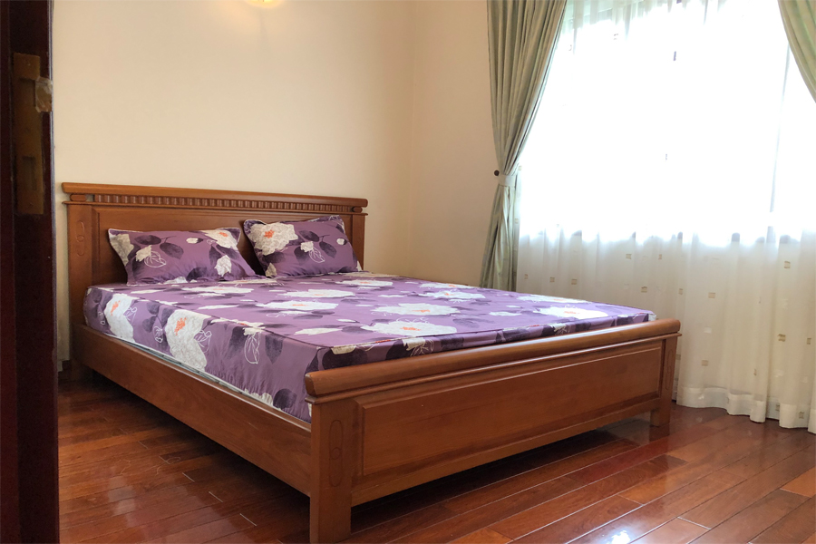 Well designed villa with 5 BRs for rent in C Block, Ciputra Hanoi, convenient location 18