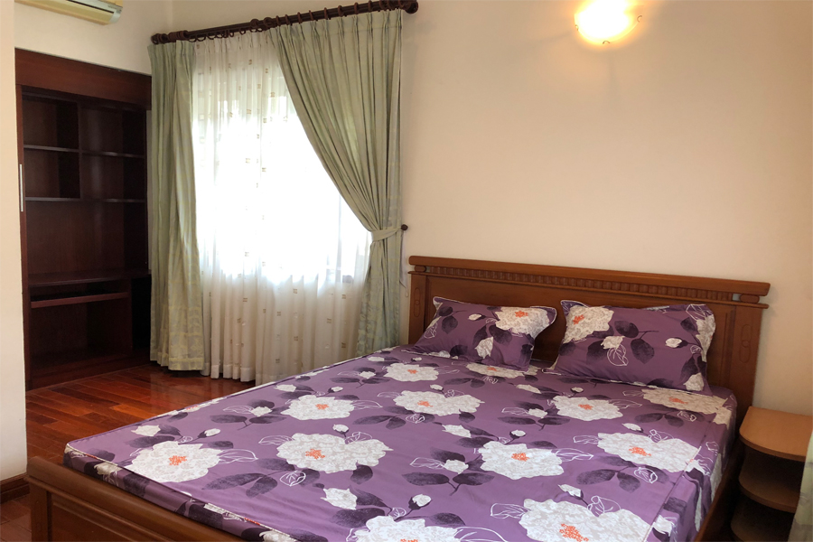 Well designed villa with 5 BRs for rent in C Block, Ciputra Hanoi, convenient location 19