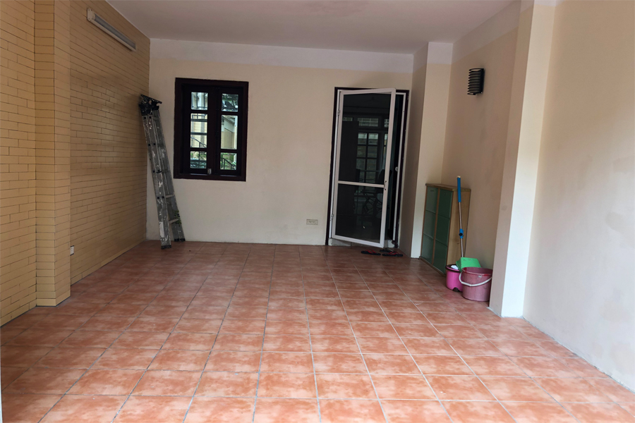 Well designed villa with 5 BRs for rent in C Block, Ciputra Hanoi, convenient location 2