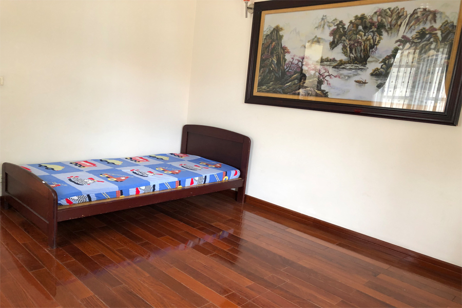 Well designed villa with 5 BRs for rent in C Block, Ciputra Hanoi, convenient location 21