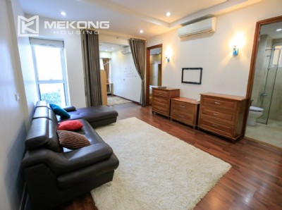 Well furnised apartment with 3 bedrooms for rent in L3 The Link, Ciputra Hanoi