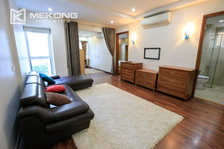 Well furnised apartment with 3 bedrooms for rent in L3 The Link, Ciputra Hanoi 2