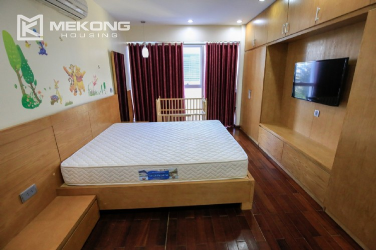 Well furnised apartment with 3 bedrooms for rent in L3 The Link, Ciputra Hanoi 5