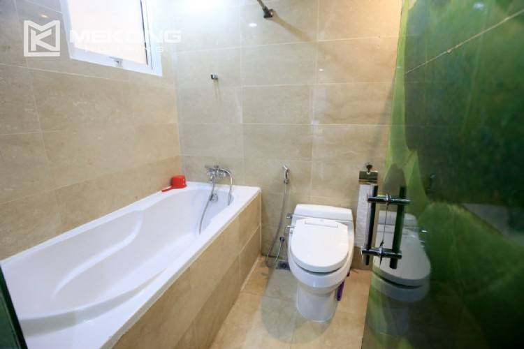 Well furnised apartment with 3 bedrooms for rent in L3 The Link, Ciputra Hanoi 6