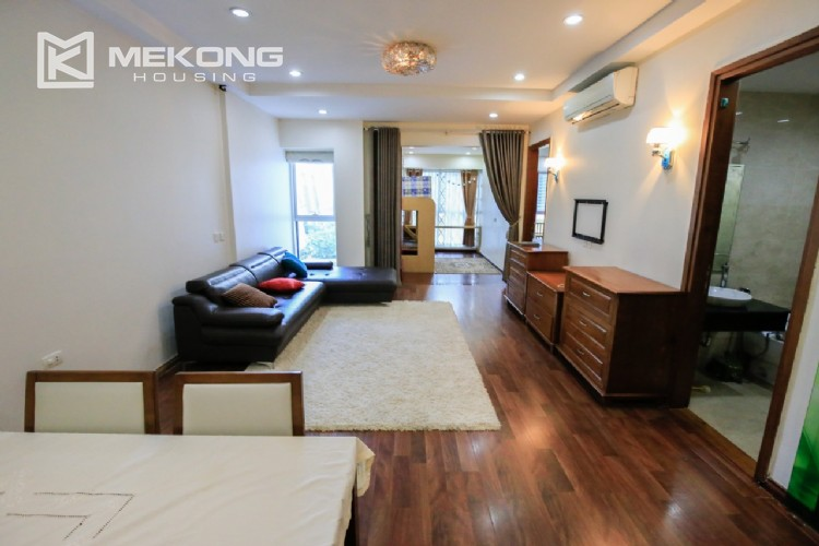Well furnised apartment with 3 bedrooms for rent in L3 The Link, Ciputra Hanoi 12