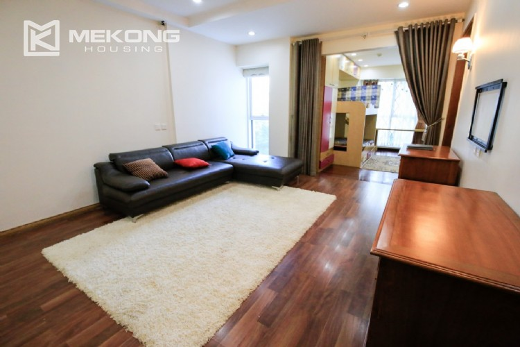 Well furnised apartment with 3 bedrooms for rent in L3 The Link, Ciputra Hanoi 13