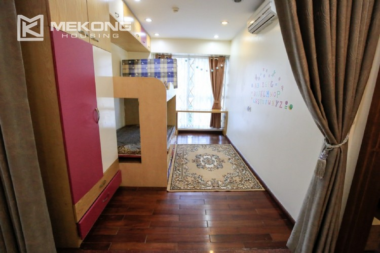 Well furnised apartment with 3 bedrooms for rent in L3 The Link, Ciputra Hanoi 16