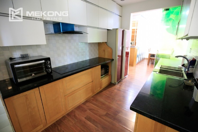 Well furnised apartment with 3 bedrooms for rent in L3 The Link, Ciputra Hanoi 17