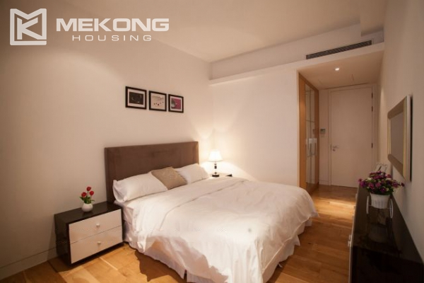 Well furnished and spacious apartment with 2 bedrooms in Indochina Plaza Hanoi 8