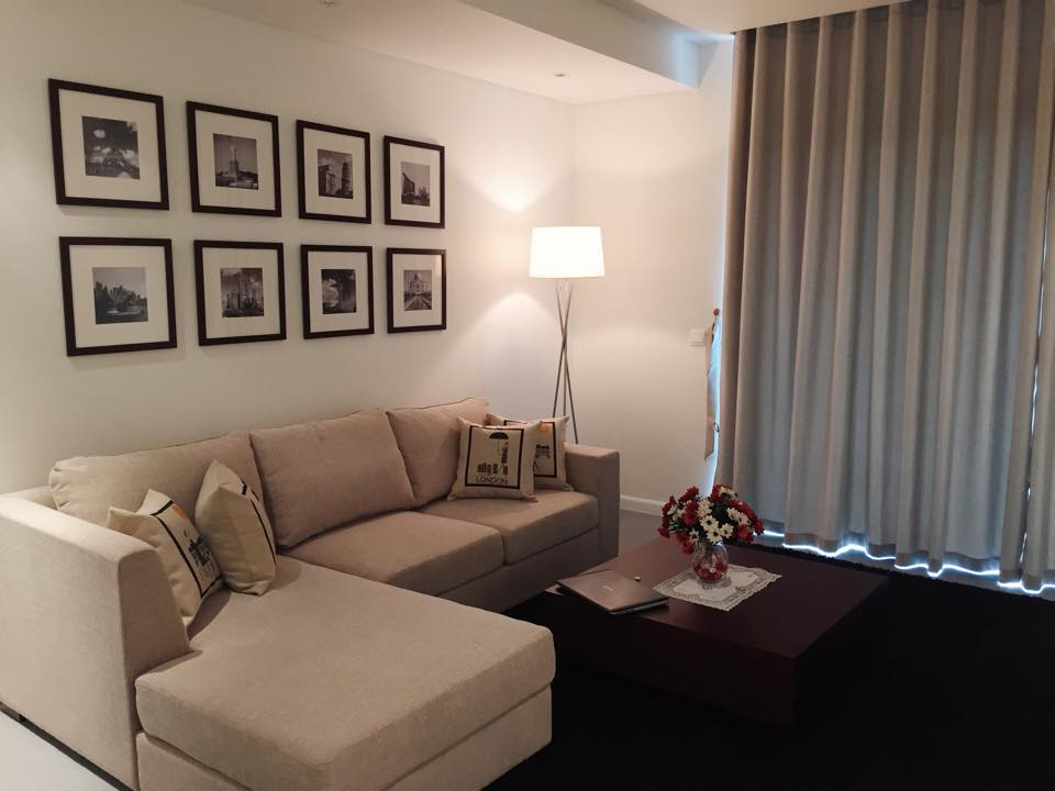 WELL FURNISHED APARTMENT WITH 2 BEDROOMS FOR RENT IN WATERMARK WESTLAKE HANOI