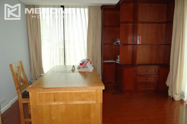 Well furnished apartment with 3 bedrooms on high floor for rent in Pacific Place Hanoi 14