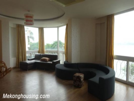 Westlake view  serviced apartment with 2 bedrooms for rent in Westlake area, Tay Ho district 1