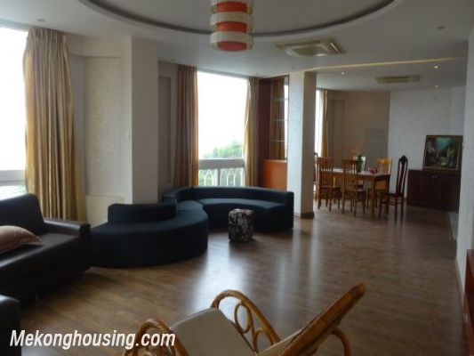 Westlake view  serviced apartment with 2 bedrooms for rent in Westlake area, Tay Ho district 2