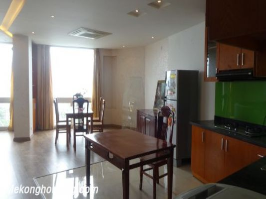Westlake view  serviced apartment with 2 bedrooms for rent in Westlake area, Tay Ho district 3