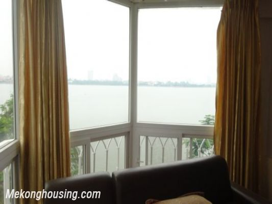 Westlake view  serviced apartment with 2 bedrooms for rent in Westlake area, Tay Ho district 9