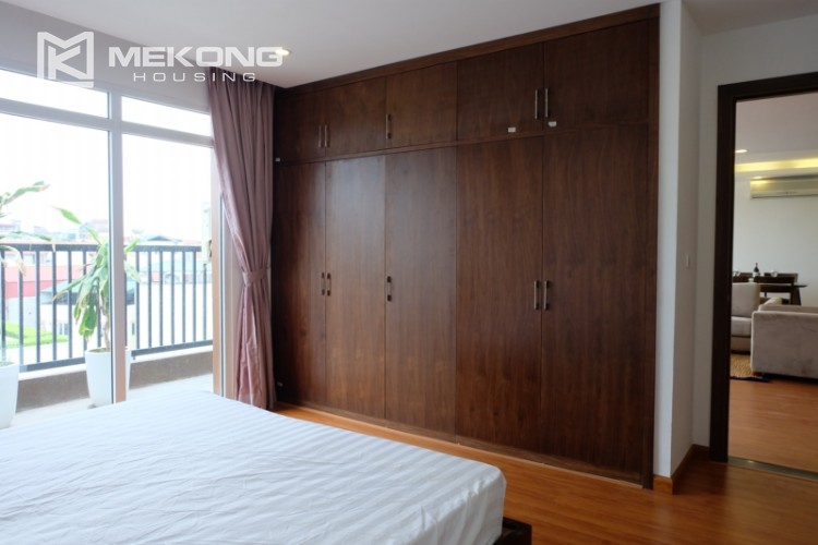 Wonderfull serviced apartment with 3 bedrooms for rent in Tu Hoa 11